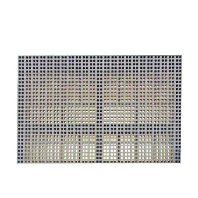 3mm perforated aluminum sheet decorative siding wall cladding