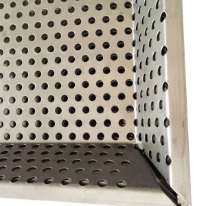 Stainless steel 201/304 perforated metal sheets