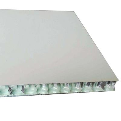 exterior wall honeycomb metal sheet/aluminium honeycomb sandwich plate