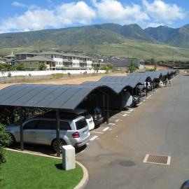 Parking lot ventilating board/Punching arrangement aluminum plate/aluminum outer layer cladding
