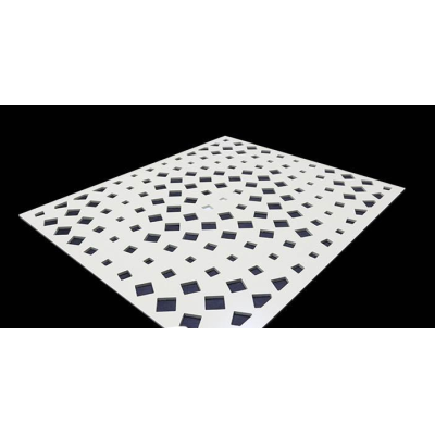aluminum perforated sheet for interior/Exterior wall