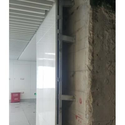 Decorative aluminum veneer for museum exterior wall/Fluorocarbon paint corrosion-resistant aluminum veneer