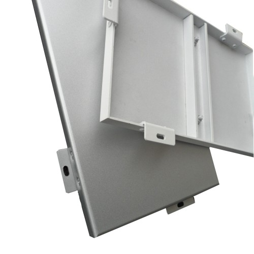 2.0mm Fluorocarbon aluminum veneer for decorative curtain wall