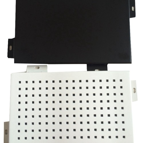 aluminum panel for screen fluorocarbon/powder coating aluminum punching veneer