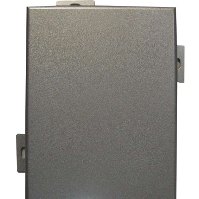 aluminum  materials outer-wall 1.0mm fluorocarbon/powder coating aluminum veneer