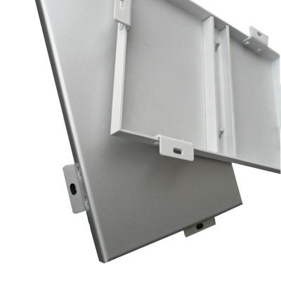 2.0mm decorative pvdf aluminum panels for wall cladding