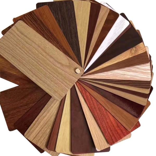 Various Imitation wood grain  transfer film like  aluminum panel  for interior  indoor decoration  wall