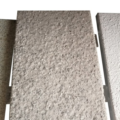 Bank imitation stone curtain wall flashing aluminum veneer