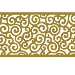 2.00mm  Art carving Aluminum Plate with carved aluminum veneer
