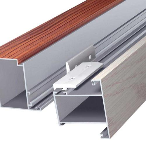Villa decoration aluminum ceiling framing material extrusion veneer,angles, rectangular tube