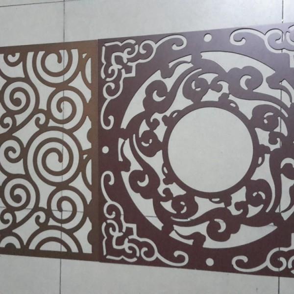 景区镂空雕刻铝板5.0mm艺术雕刻铝板
