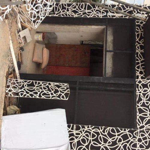 景区外墙装饰花格镂空雕刻铝板