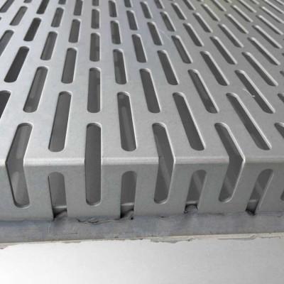 幕墙装饰冲孔铝单板