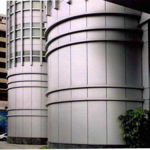 办公大楼摩天大楼外墙装饰铝单板