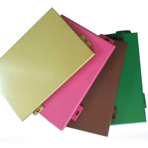 High quality Building Metal aluminum panels for decoration