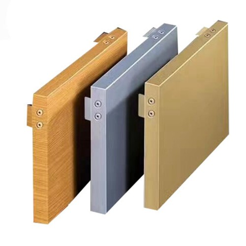 decorative  Laser cutting aluminum panels for outdoor wall