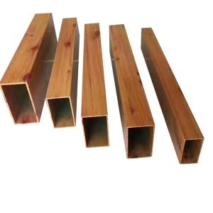 1 x 4 aluminum rectangular tube