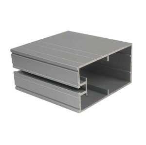 1 x 4 aluminum rectangular tube