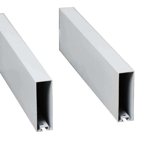 3 x 5 aluminum rectangular tube