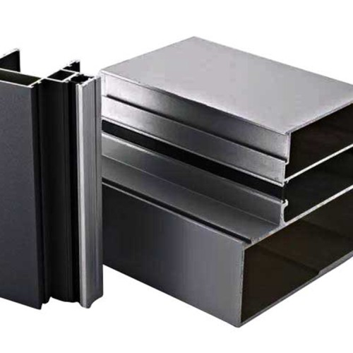 aluminum rectangular tube 7075