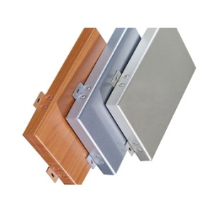 3.0mm decorative lster cutting aluminum panel for outer wall surface