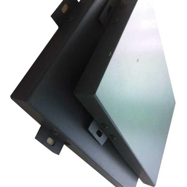 decorative aluminum composite sing board of subway suspended ceiling
