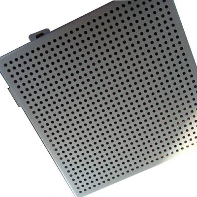 piercing fluorocarbon coating aluminum plate interior ceiling decaoration