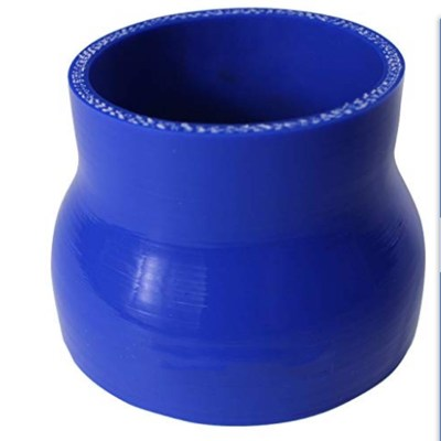 Reinforced 4-Ply Rubber Silicone Reducers Hose Hump Coupler Tube Auto Pipe