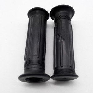 Non Slip Soft Rubber Handle Grips Mountain Bicycle Handlebar Bike