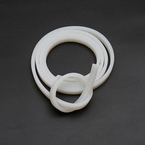 Solid silicone Cord strip square round type Food Grade high temperature