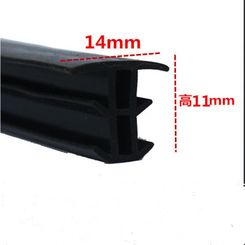 different sizes Rubber Sealing Strip Sticker Auto car Soundproof Dashboard