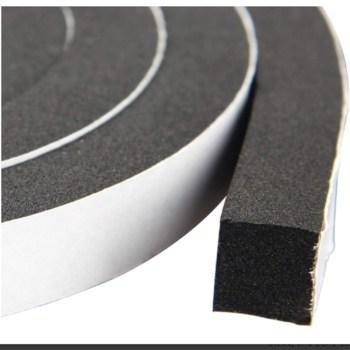 Neoprene Foam /Sponge rubber Seal Tape Self Adhesive