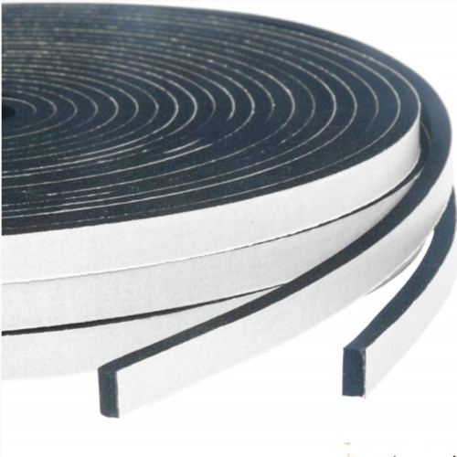 Neoprene Foam /Sponge rubber Seal Tape Self Adhesive