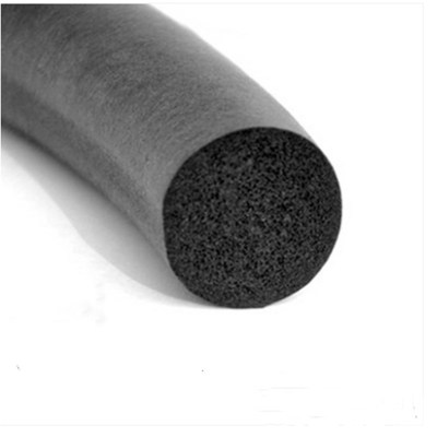 Closed-Cell Neoprene Sponge Rubber Cord for industry equipment