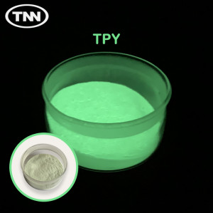 GLOW IN THE DARK PIGMENT FAST GLOW TYPE