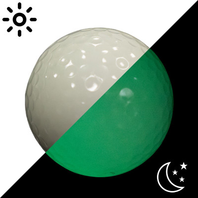 Glow in Dark  Golf Ball
