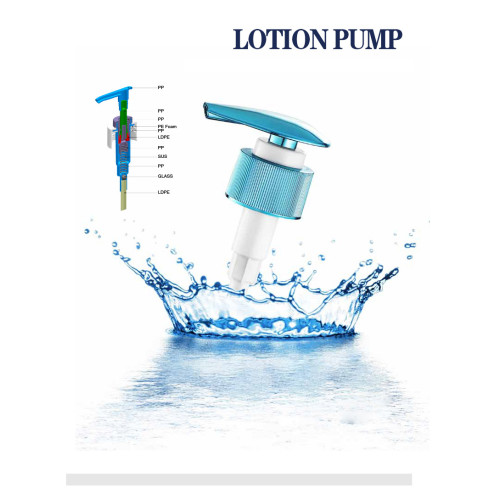18/410  fast delivery  short neck Lotion pump