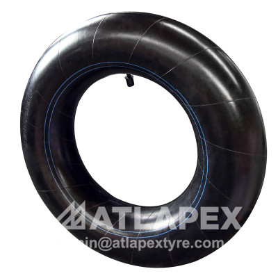 Tire tubes for tube type tires
