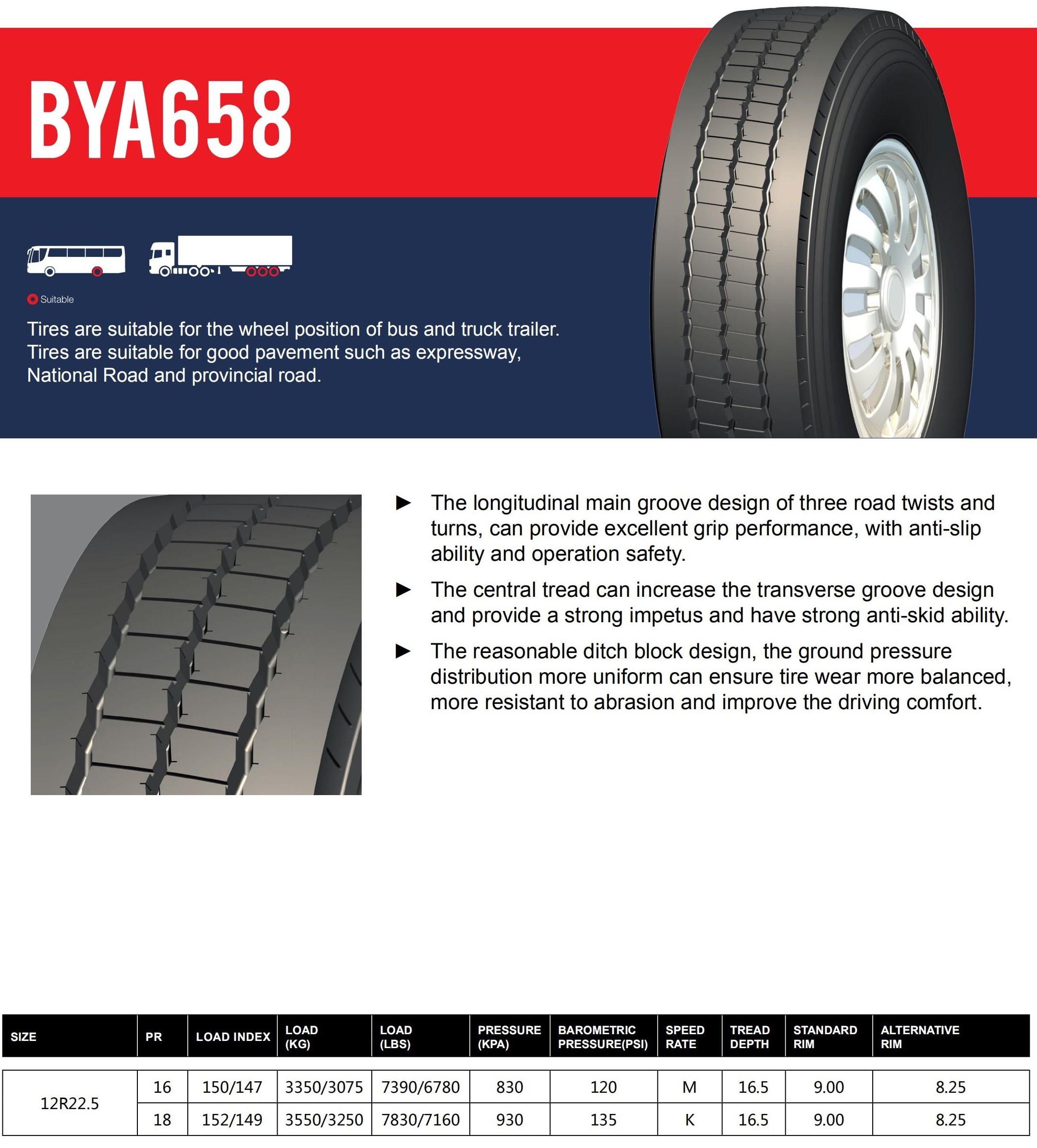Neumáticos TBR