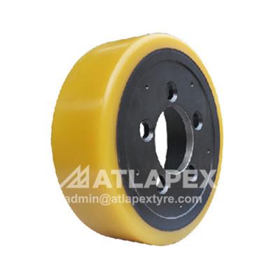 Polyurethane 200 x 80.5 for Polyurethane Tire Drive Wheel