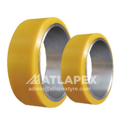 Neumáticos de poliuretano a presión