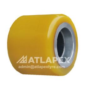 Ruedas de poliuretano para paletas de neumáticos