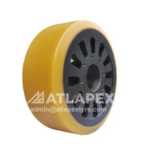 polyurethane load wheel 100 x 40 / 40 / 15 for Polyurethane Load Wheel