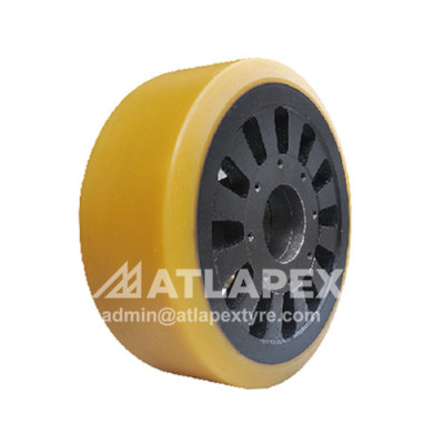 polyurethane load wheel 100 x 40 / 40 / 15 for Polyurethane Load Wheel