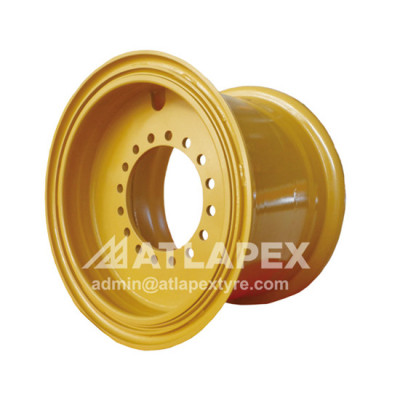 gaint loader wheels and dumper truck wheel for Mining use