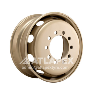 truck rim and bus rim for Truck and bus use