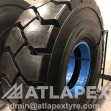 Meticulous  work ensures excellent quality, ATLAPEX Port Tire.