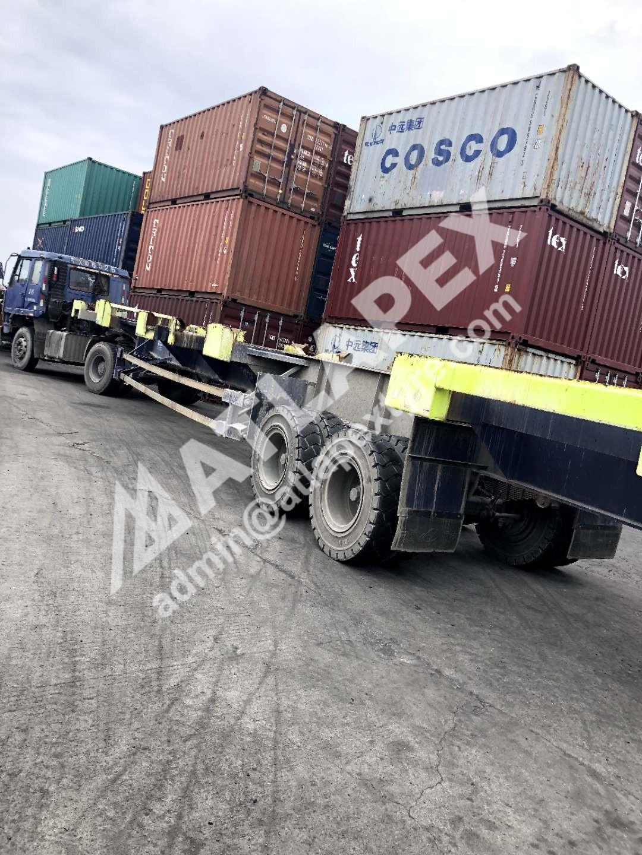 10.00-20 Port trailer tire