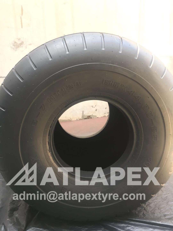 tires for Seismic vibrator