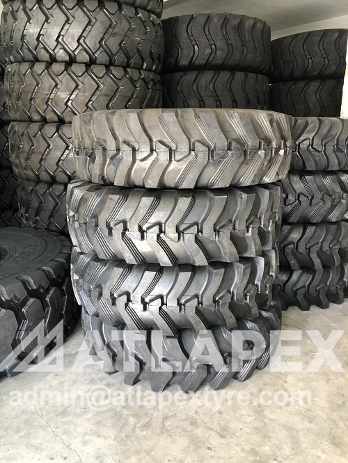 backhoe tire
